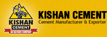 Kishan Cement Pvt. Ltd. is leading construction cement manufacturer & cement exporter in Gujarat, India Portland Slag Cement, 53 Grade Cement in Gujarat, India